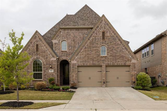 2013 Sutton Park Avenue, Prosper, TX 75078 (MLS #14552333) :: Real Estate By Design