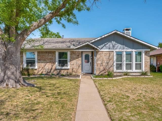 3102 Fairgate Drive, Carrollton, TX 75007 (MLS #14552339) :: The Good Home Team