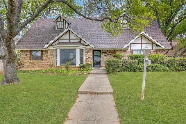 4025 Diamond Loch W, North Richland Hills, TX 76180 (MLS #14552345) :: The Hornburg Real Estate Group