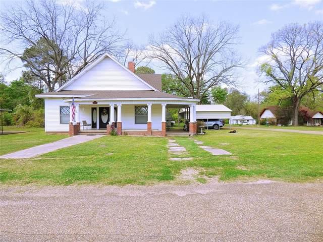 105 E. 3rd Street, Omaha, TX 75571 (MLS #14552346) :: The Kimberly Davis Group