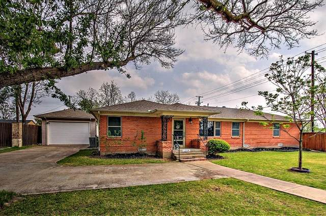 1602 Apache Drive, Garland, TX 75043 (MLS #14552348) :: The Chad Smith Team