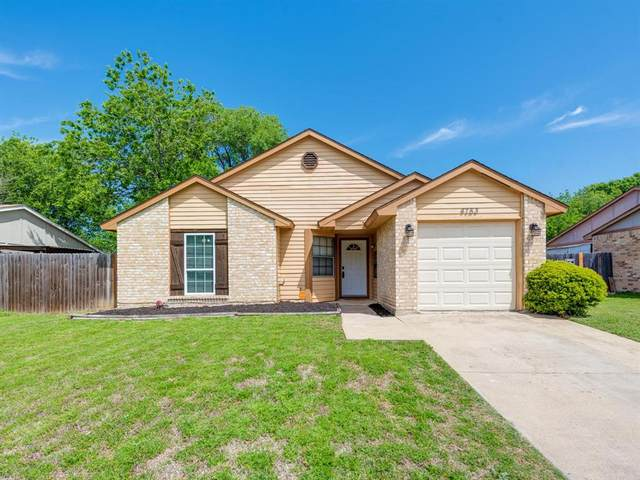 4753 Rose Of Sharon Lane, Fort Worth, TX 76137 (MLS #14552351) :: The Chad Smith Team