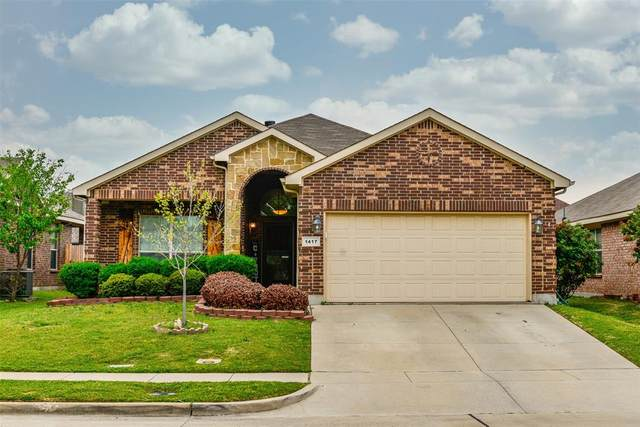 1417 Melanie Trail, Midlothian, TX 76065 (MLS #14552385) :: The Hornburg Real Estate Group