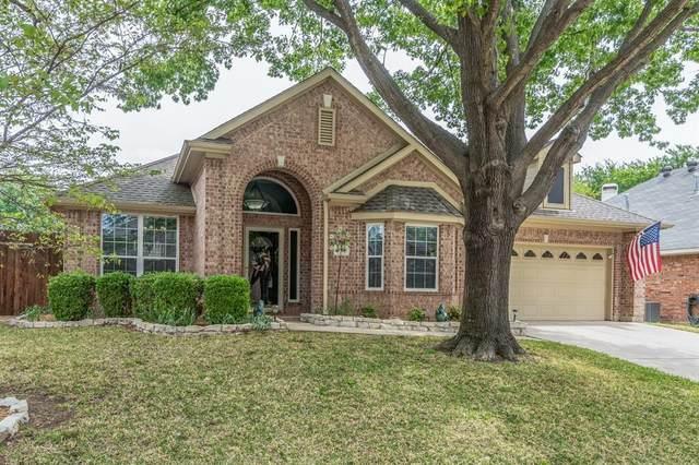 3008 Oak Meadow Drive, Flower Mound, TX 75028 (MLS #14552394) :: Team Hodnett