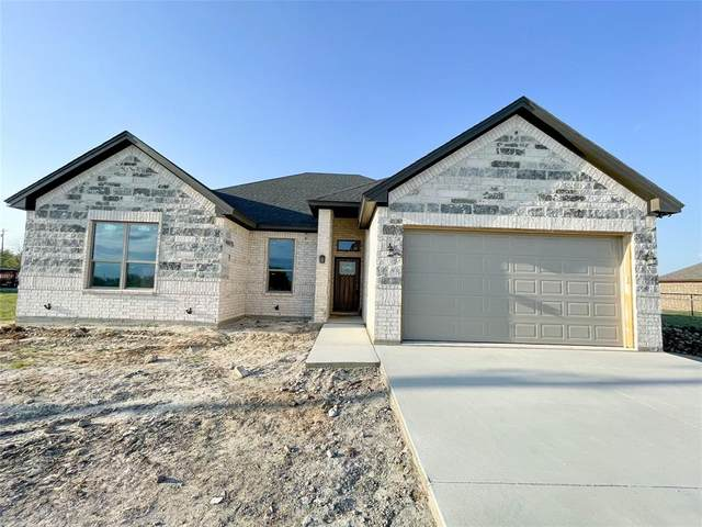 349 Private Road 4219, Decatur, TX 76234 (MLS #14552395) :: The Tierny Jordan Network