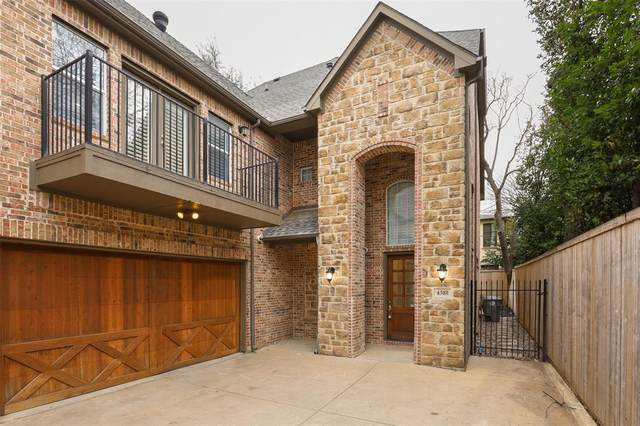 4518 Gilbert Avenue, Dallas, TX 75219 (MLS #14552398) :: RE/MAX Landmark