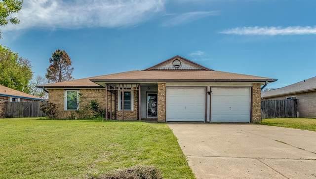 2609 Claremont Drive, Grand Prairie, TX 75052 (MLS #14552405) :: The Heyl Group at Keller Williams
