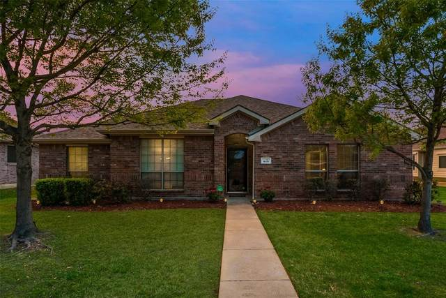 415 Da Vinci Lane, Wylie, TX 75098 (MLS #14552415) :: The Chad Smith Team