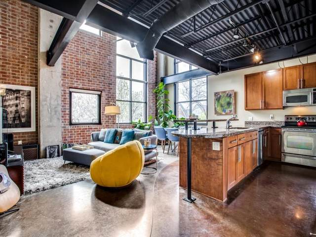 3110 Thomas Avenue #341, Dallas, TX 75204 (MLS #14552432) :: Trinity Premier Properties