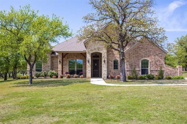 109 Hackberry Pointe Drive, Brock, TX 76087 (MLS #14552435) :: Bray Real Estate Group