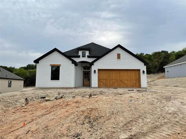 803 Woodhaven Drive, Granbury, TX 76048 (MLS #14552447) :: The Good Home Team