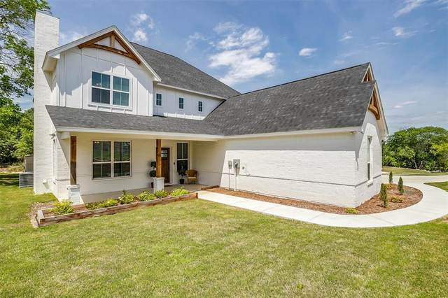 3624 Overlook Manor, Weatherford, TX 76087 (MLS #14552449) :: Bray Real Estate Group