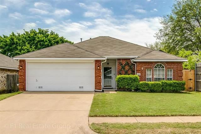 1009 Woodall Drive, Cedar Hill, TX 75104 (MLS #14552457) :: Wood Real Estate Group