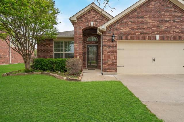 1224 Shelley Drive, Burleson, TX 76028 (MLS #14552462) :: The Hornburg Real Estate Group