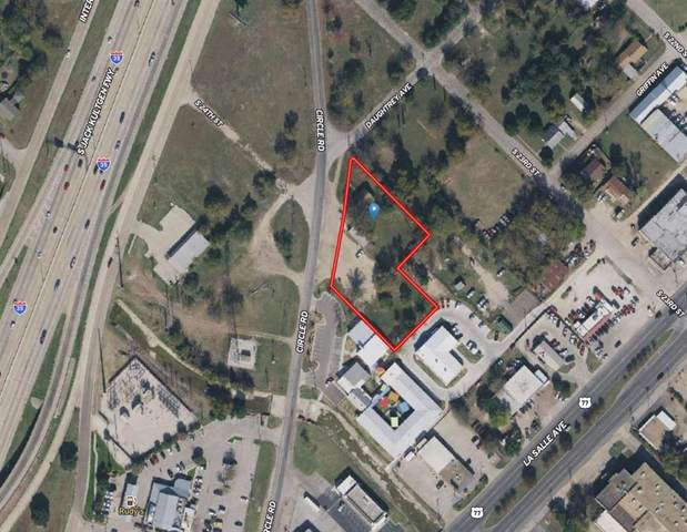2000 Circle Road, Waco, TX 76706 (MLS #14552464) :: The Kimberly Davis Group