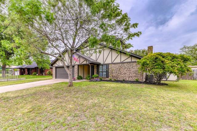 1904 W Harbor Drive, Granbury, TX 76048 (MLS #14552467) :: The Heyl Group at Keller Williams