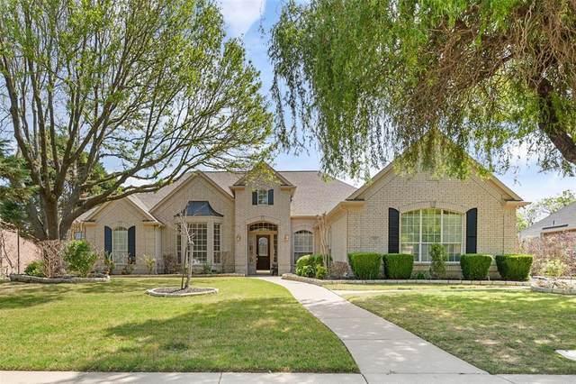 301 Pintail Drive, Mckinney, TX 75072 (MLS #14552472) :: Trinity Premier Properties