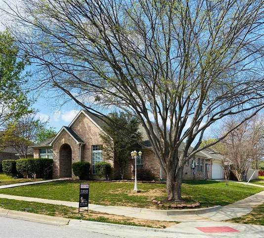 817 Santa Cruz Drive, Keller, TX 76248 (MLS #14552480) :: Lyn L. Thomas Real Estate | Keller Williams Allen