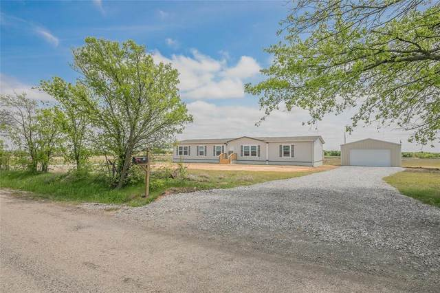 283 County Road 2735, Decatur, TX 76234 (MLS #14552485) :: The Mauelshagen Group