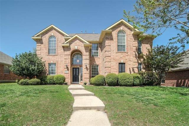 2541 Indian Paint Drive, Plano, TX 75025 (MLS #14552487) :: The Good Home Team