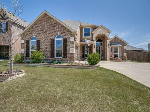 7252 Orillo, Grand Prairie, TX 75054 (MLS #14552511) :: The Heyl Group at Keller Williams