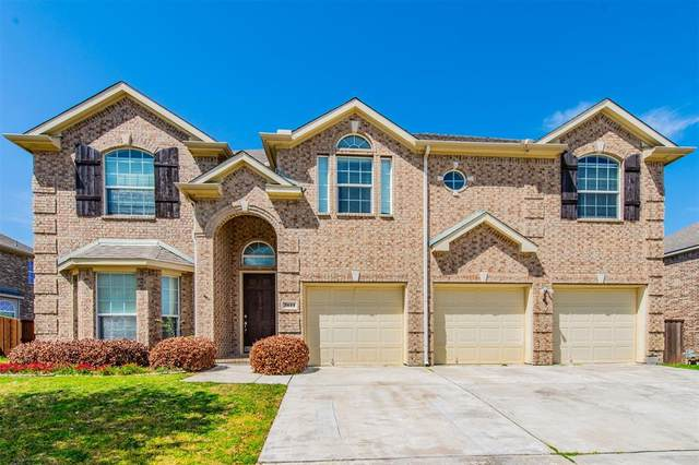 2611 Old Stables Drive, Celina, TX 75009 (MLS #14552516) :: The Kimberly Davis Group