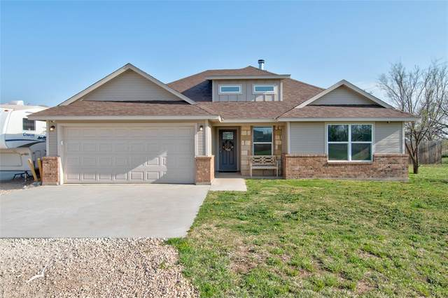 112 Hog Eye Road, Abilene, TX 79602 (MLS #14552519) :: The Chad Smith Team
