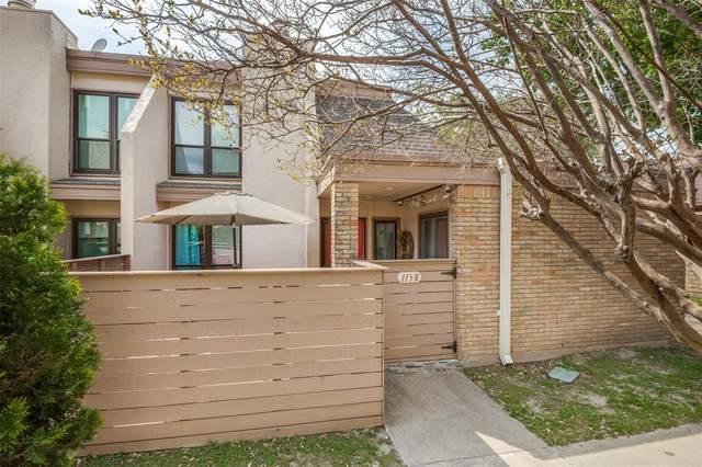 3121 Park Lane #1158, Dallas, TX 75220 (MLS #14552529) :: Bray Real Estate Group