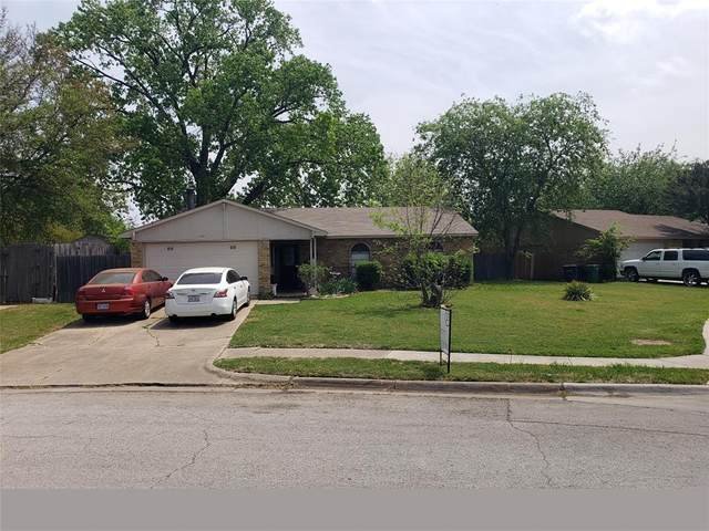 7108 Newcastle Place, North Richland Hills, TX 76182 (MLS #14552541) :: The Hornburg Real Estate Group