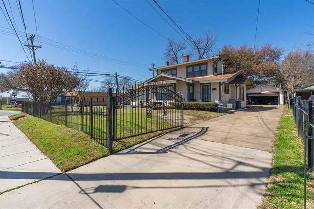 4434 Stonewall Street, Greenville, TX 75401 (MLS #14552563) :: 1st Choice Realty
