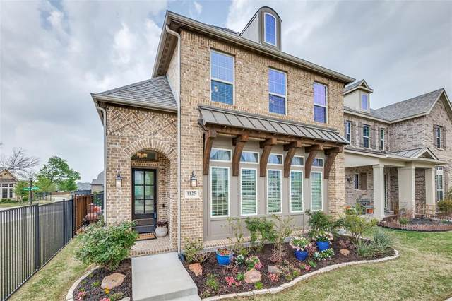 1125 Auburndale Lane, Allen, TX 75013 (MLS #14552577) :: The Chad Smith Team