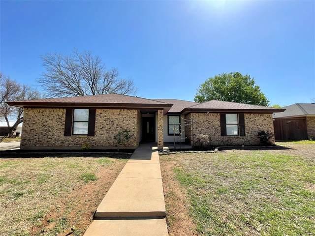 5201 Meadowick, Abilene, TX 79606 (MLS #14552582) :: The Chad Smith Team
