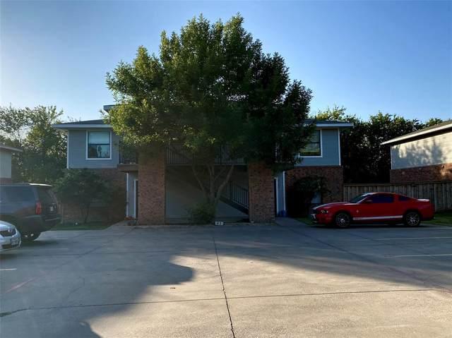 872 W Vanderbilt Street, Stephenville, TX 76401 (MLS #14552595) :: The Kimberly Davis Group