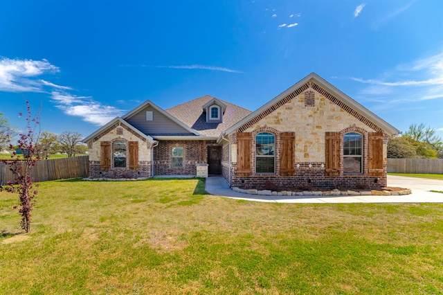 180 Briar Meadows Circle, Azle, TX 76020 (MLS #14552607) :: Bray Real Estate Group