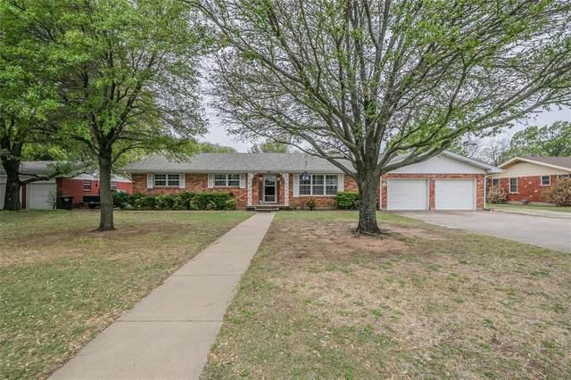 1503 Grand Avenue, Cleburne, TX 76033 (MLS #14552623) :: The Hornburg Real Estate Group