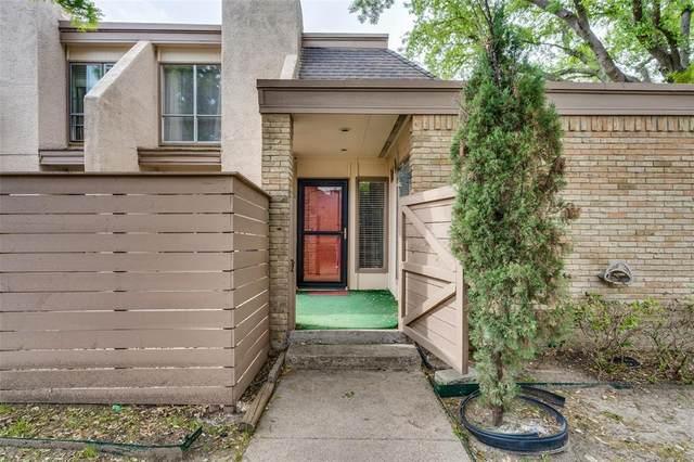 3121 Park Lane #1122, Dallas, TX 75220 (MLS #14552625) :: Trinity Premier Properties