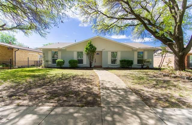 952 Goodwin Drive, Plano, TX 75023 (MLS #14552633) :: The Heyl Group at Keller Williams