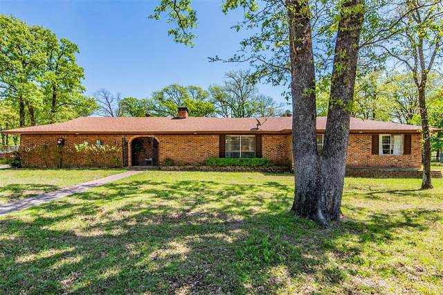 120 Lost Forest Road, Gun Barrel City, TX 75156 (MLS #14552635) :: The Chad Smith Team