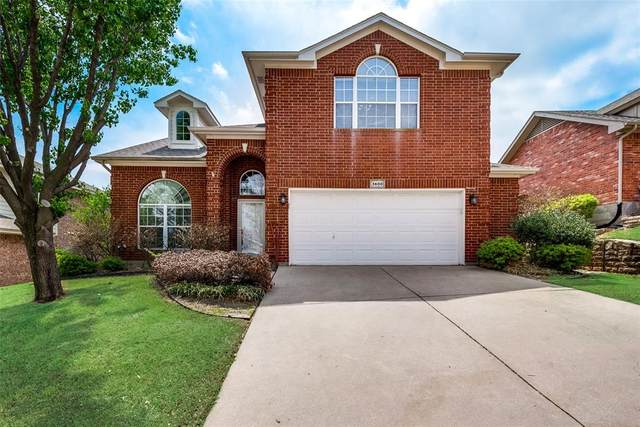 3600 Varden Street, Fort Worth, TX 76244 (MLS #14552637) :: The Tierny Jordan Network