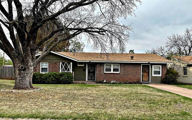 3231 Sherry Lane, Abilene, TX 79603 (MLS #14552658) :: DFW Select Realty