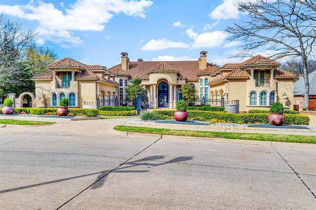 1801 Provine Court, Mckinney, TX 75072 (MLS #14552662) :: The Kimberly Davis Group