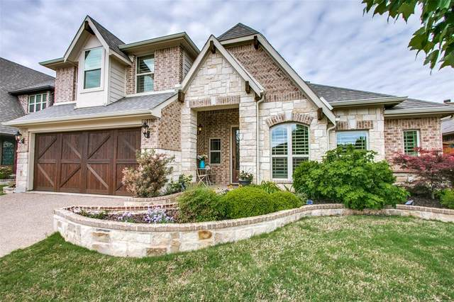 12721 Forest Glen Lane, Fort Worth, TX 76244 (MLS #14552682) :: Wood Real Estate Group