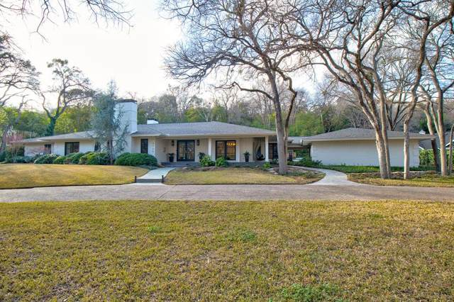 3720 Overton Park Drive W, Fort Worth, TX 76109 (MLS #14552688) :: The Chad Smith Team