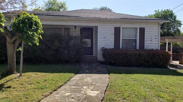 2100 4th Avenue, Mineral Wells, TX 76067 (MLS #14552689) :: The Chad Smith Team