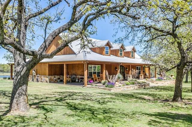 5400 Greenwood Road, Millsap, TX 76066 (MLS #14552702) :: Bray Real Estate Group