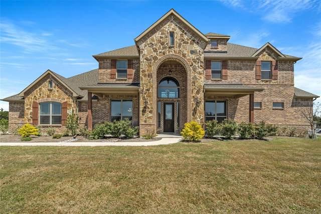 4031 Underwood Lane, Midlothian, TX 76065 (MLS #14552726) :: The Hornburg Real Estate Group