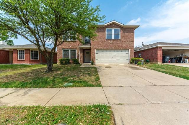1576 Brookstone Drive, Little Elm, TX 75068 (MLS #14552729) :: The Chad Smith Team
