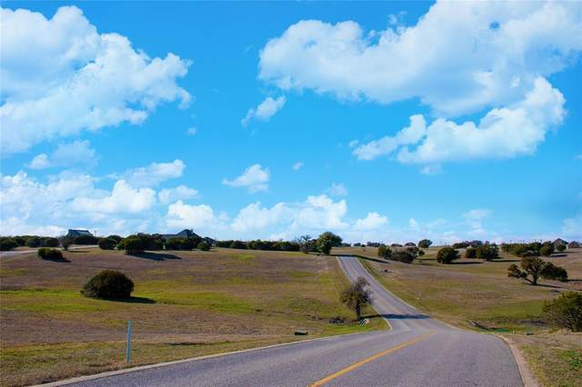 8124 Retreat Boulevard, Cleburne, TX 76033 (MLS #14552739) :: The Hornburg Real Estate Group
