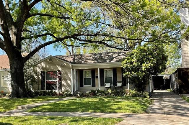 5915 Anita Street, Dallas, TX 75206 (MLS #14552741) :: 1st Choice Realty