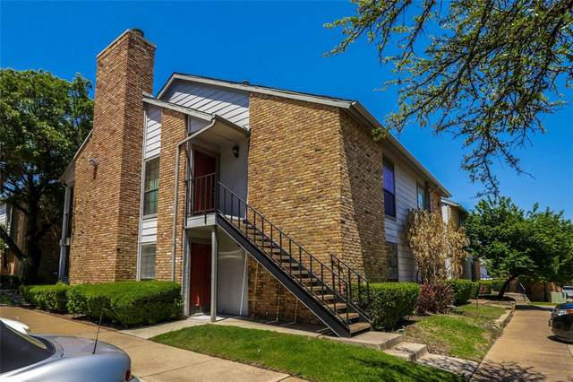 15151 Berry Trail #801, Dallas, TX 75248 (MLS #14552749) :: Frankie Arthur Real Estate